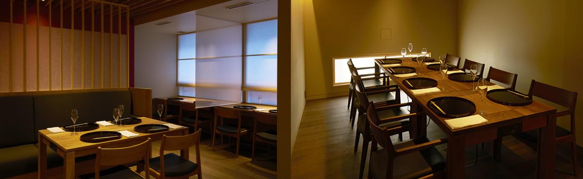 フロア・個室イメージ